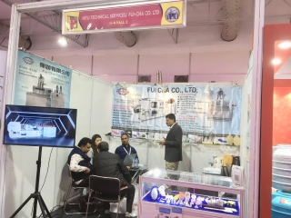 lsr technology exhibition in plastivision