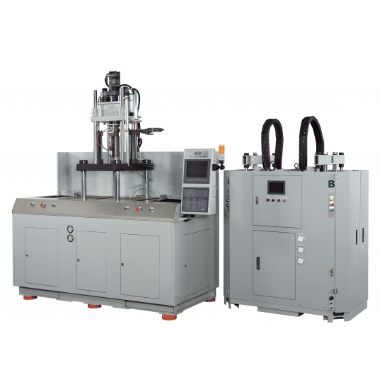 lsr injection vertical machine