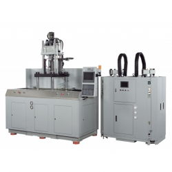 lsr injection vertical machine